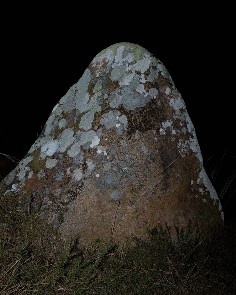 Menhir, Carnac 2015, Brittany, France (da Carnac or Alignements)