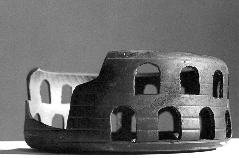 Paolo Canevari, Colosseo, 2000 (Marco Andreini)